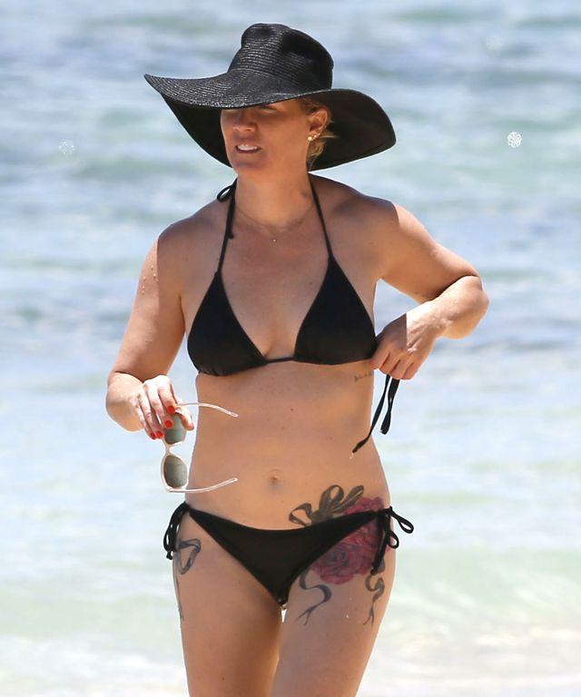 Les stars nues : Jennie Garth nue n45223 - Starsvideotv
