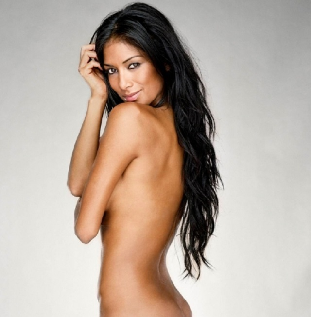 Nicole scherzinger pussy nude