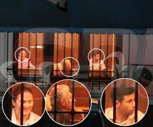 VIDEO / IMAGINI EXCLUSIVE! Noaptea cea mai lungă pentru Videanu, Cocoş şi Bica! Paparazzii SPYNEWS îţi arată ce au făcut în faţa judecătorilor
