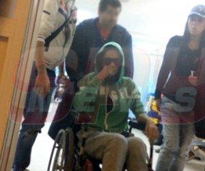 VIDEO EXCLUSIV! Oana Zăvoranu a ajuns de urgenţă la spital