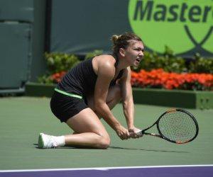 Surpriză de proporţii pentru Simona Halep! Cu cine ar putea juca în semifinale la Miami Open
