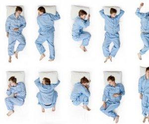 Spune-mi cum dormi ca să-ţi spun ce probleme de sănătate ai!