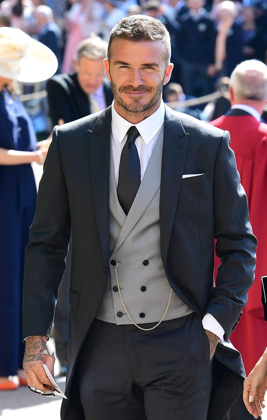 Video David Beckham A încălcat Grav Protocolul Regal Ce A Putut