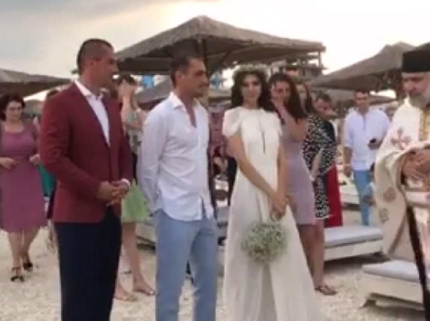 Foto Video Primele Imagini De La Nunta Lui Vladimir Drăghia Ce