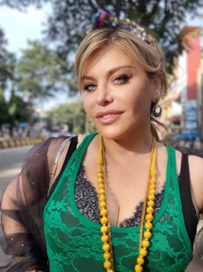 Loredana Groza, o nouă schimbare de look spectaculoasă ... |Loredana Groza
