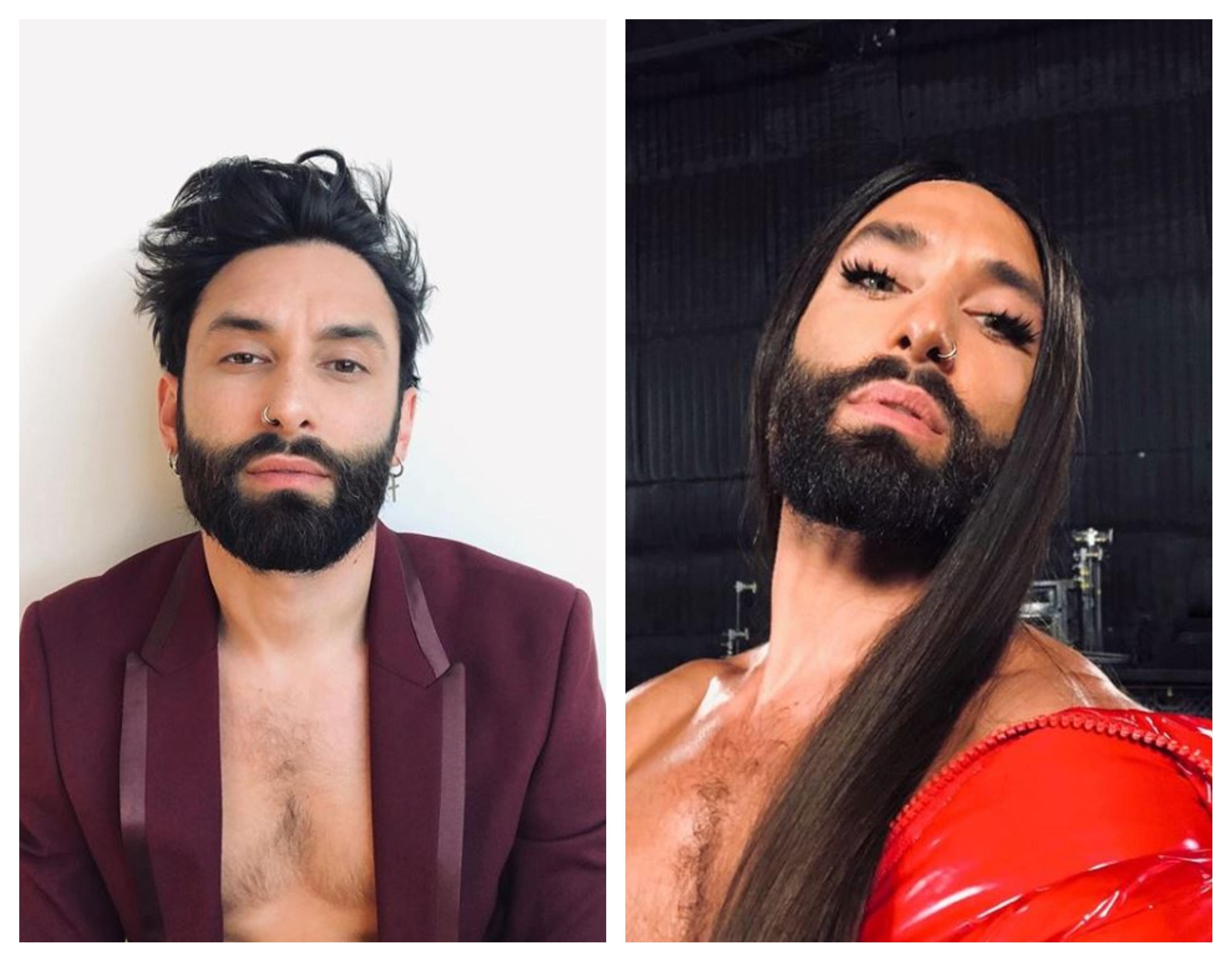 FOTO / Conchita Wurst, schimbare radicală de look! Cum arată acum ...