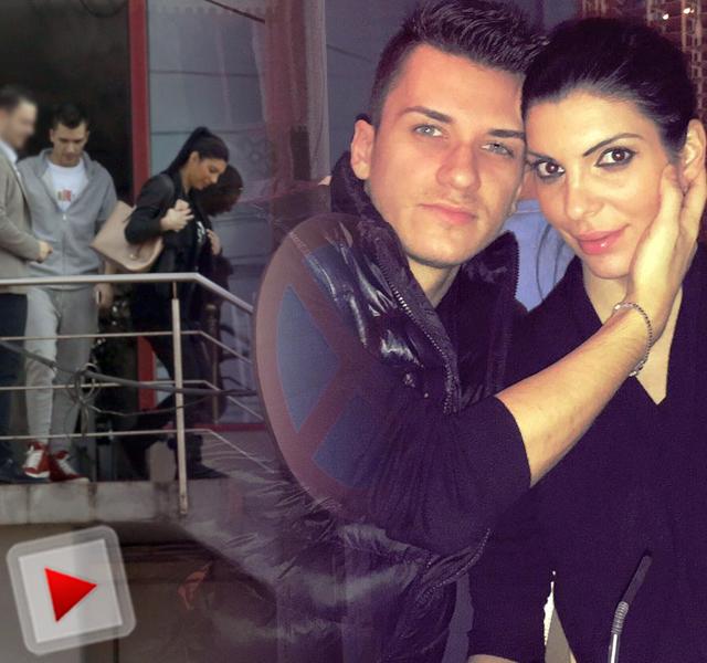 Paparazzilor Spynews.ro nu le-a scăpat nimic! Ce a făcut Andreea Tonciu cu doar o zi înainte de nuntă! Imagini EXCLUSIVE