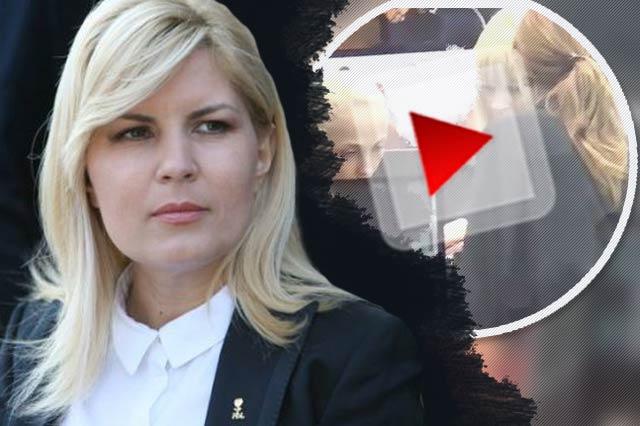"""Elena Udrea a înlocuit cu brio şedinţele din parlamentar! Paparazzii Spynews.ro au surprins-o în """"acţiune"""""""